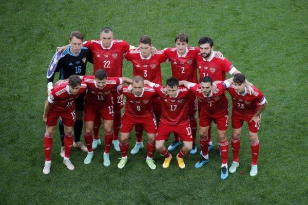 Россия - Дания - онлайн-трансляция матча чемпионата Европы по футболу