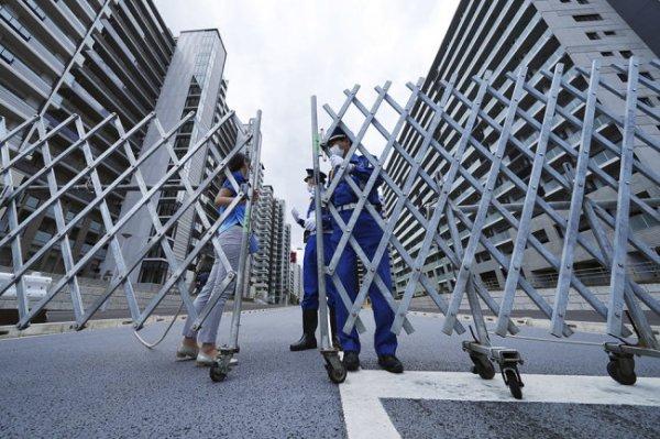 21 июня определен лимит допуска зрителей на трибуны олимпийского Токио