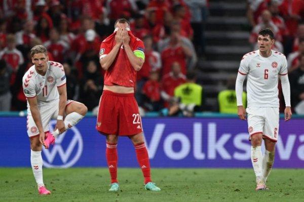 С Евро-2020 наша сборная вылетела с заслуженным позором