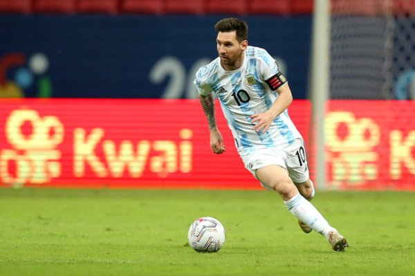 Месси повторил рекорд Маскерано по матчам за сборную Аргентины
