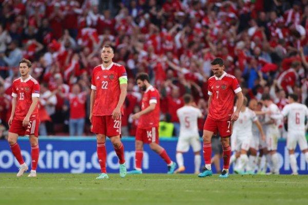 Песков прокомментировал вылет российской сборной с Евро-2020