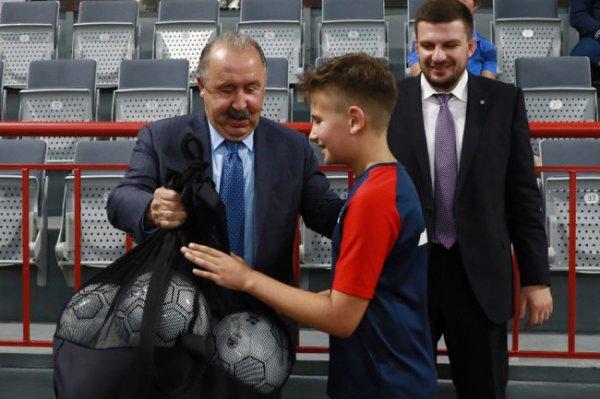 Валерий Газзаев: Подготовка футболистов в России должна быть системной