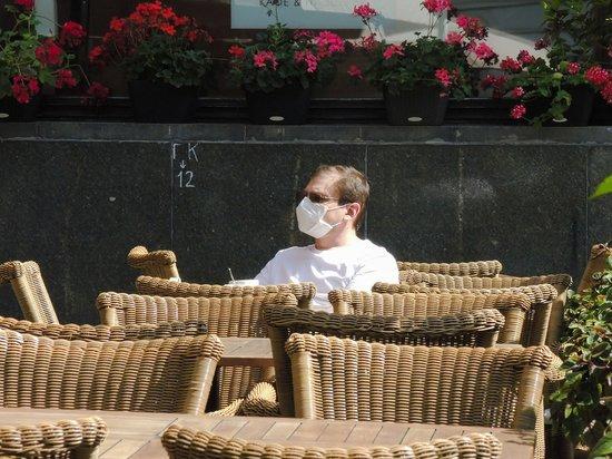 Ресторатор Дмитрий Левицкий поддержал обязательную вакцинацию и систему ограничений в Москве