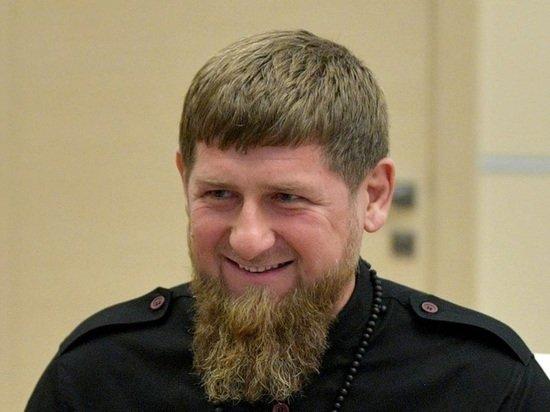 Кадыров сказал Путину об искоренении терроризма в Чечне