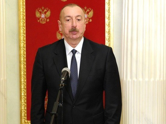 Алиев: карабахский конфликт решен