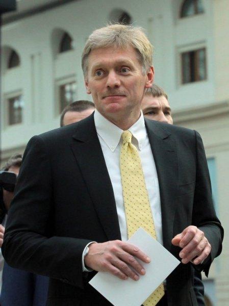 Песков прокомментировал идею референдума на Украине о «стене» с Донбассом