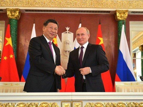 Путин и Си Цзиньпин продлили Договор о добрососедстве