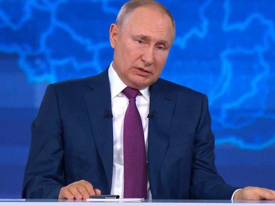 «Ситуация непростая»: Путин ответил женщине, получающей зарплату 12 тысяч рублей