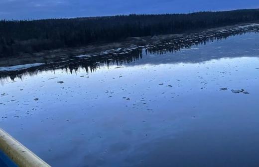 Режим угрозы ЧС ввели в Красноярске из-за паводков