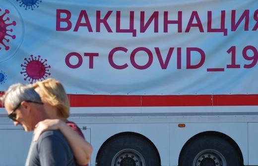 В Минздраве заявили о выполнении плана по вакцинации от COVID-19 более чем на 25%