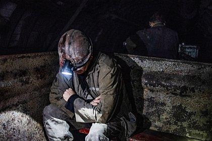 При взрыве на шахте в российском регионе погиб рабочий