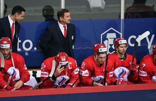 Песков рассказал о реакции Путина на поражение сборной РФ по хоккею