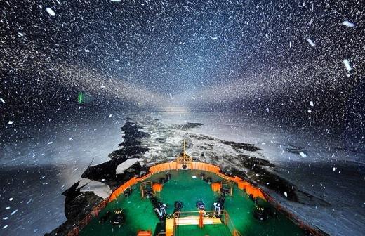 На ПМЭФ обсудили развитие Арктической зоны