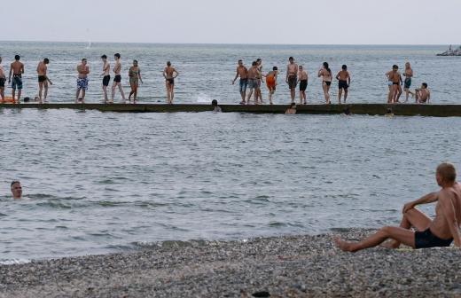 Вильфанд предупредил о раннем сезоне смерчей в Черном море