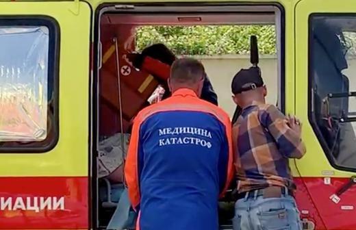 Минздрав уточнил состояние пострадавших при пожаре в больнице в Рязани