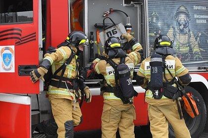 Шесть человек пострадали при взрыве на АЗС в Новосибирске