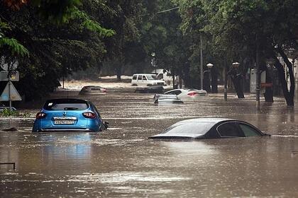 Количество пострадавших от наводнения в Ялте увеличилось