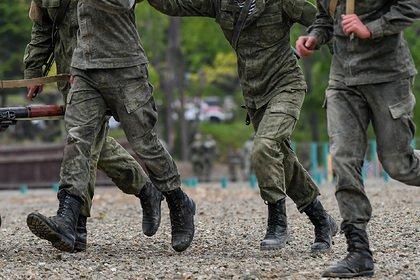 Контрактник погиб на стрельбах в российской военной части