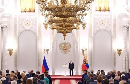 Кремль анонсировал встречу Путина с выпускниками военных вузов