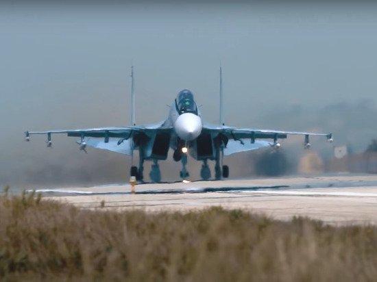 Sohu: американского пилота «бросило в холодный пот» из-за маневра Су-30СМ