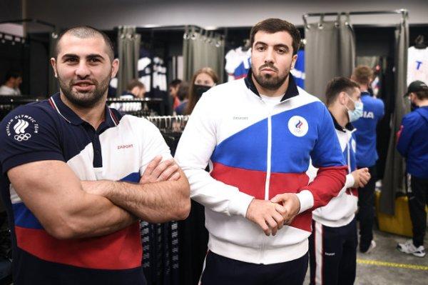 В Москве открылся экипировочный центр для олимпийской сборной России