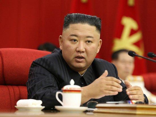 Сильно похудевший Ким Чен Ын заявил о «серьезном инциденте» из-за коронавируса