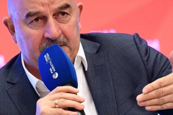 Черчесов рассказал о трудностях в смене поколений сборной России