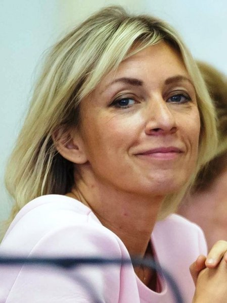Захарова поблагодарила британское посольство за