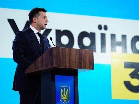 В Кремле ответили на слова Зеленского про флаг Украины над Госдумой