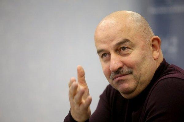Станислав Черчесов: Непонятно, продолжит ли Дзюба карьеру в сборной