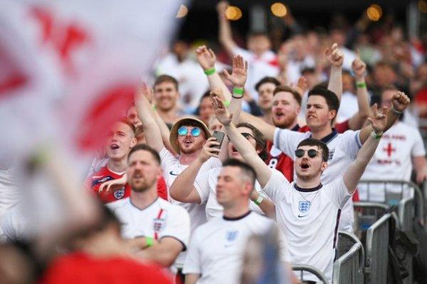 Украина - Англия. Онлайн-трансляция четвертьфинала Евро-2020