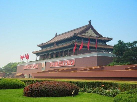 В МИД Китая напомнили о нетерпимости вмешательства во внутренние дела
