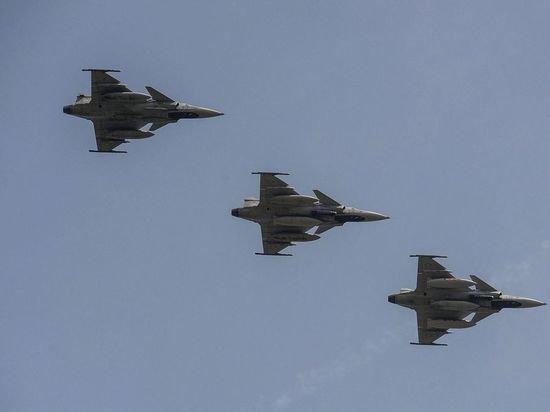 ПВО Белоруссии привели в боеготовность из-за самолетов НАТО