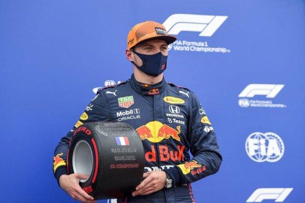 Ферстаппен выиграл квалификацию Гран-при Австрии