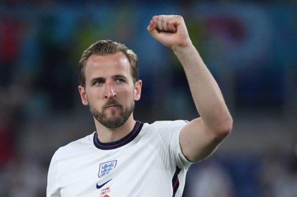 Кейн признан лучшим игроком матча Англия - Украина