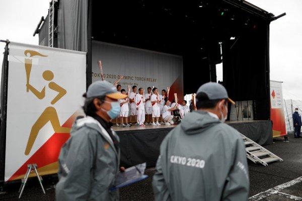Нотка оптимизма: среди первых 540 олимпийцев, прилетевших на Игры-2020 нет инфицированных