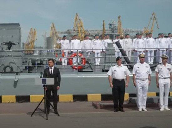 В Сети поиздевались над украинской военно-морской немощью в День ВМС