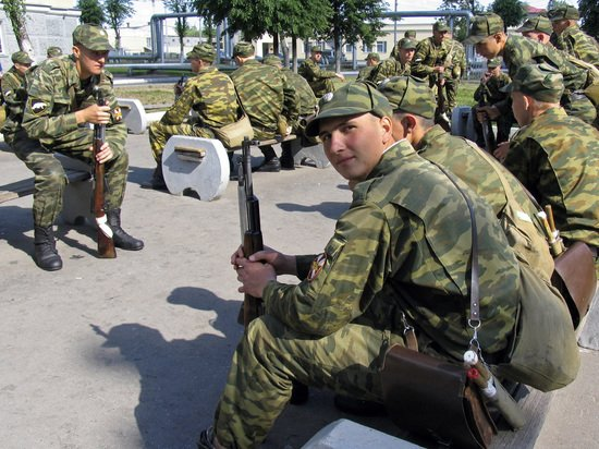 В Госдуме ответили на сравнение армии России с