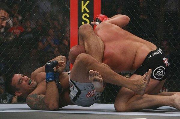 Экс-чемпион UFC Фабрисио Вердум вызвал на бой Федора Емельяненко