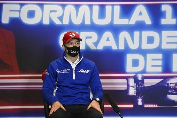 Мазепин получил три штрафных балла по итогам Гран-при Австрии