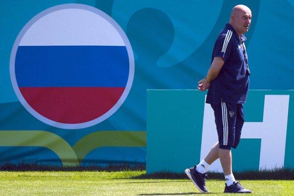 Генич высказался о будущем Черчесова в сборной России по футболу