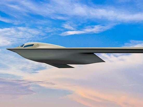 В США показали «самый крутой» самолет в мире