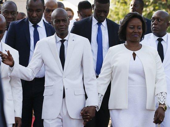 На Гаити опровергли смерть жены застреленного президента Жовенеля Моиза