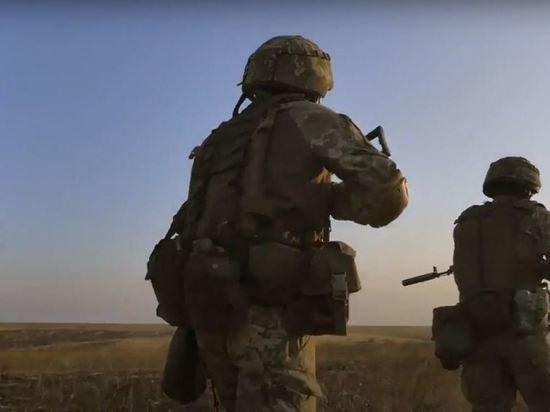 Украина и США провели учения по подавлению выступлений мирного населения