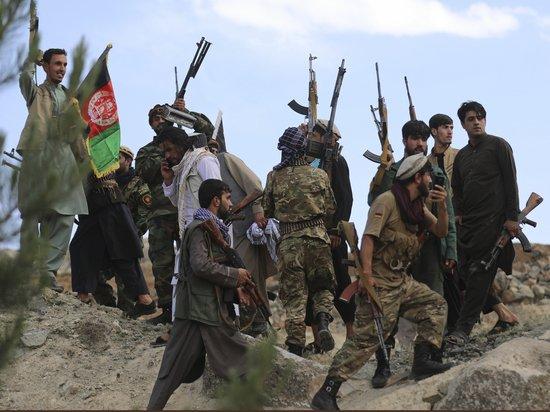 Афганцы оценили опасность талибов для России