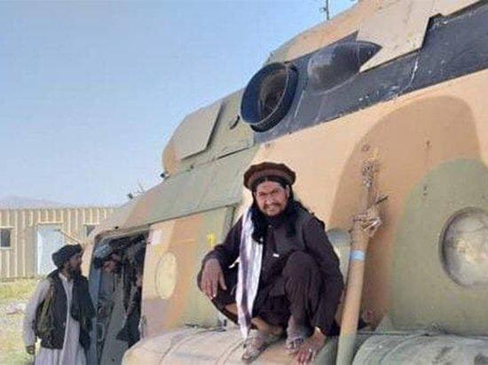 Талибы в Афганистане создают собственные военно-воздушные силы
