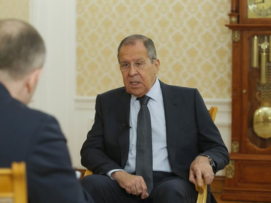 Лавров: Россия не будет вмешиваться в происходящее в Афганистане