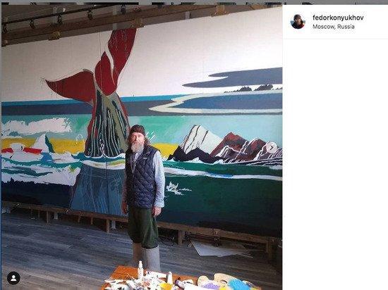Федор Конюхов начал одиночную экспедицию на Северный полюс