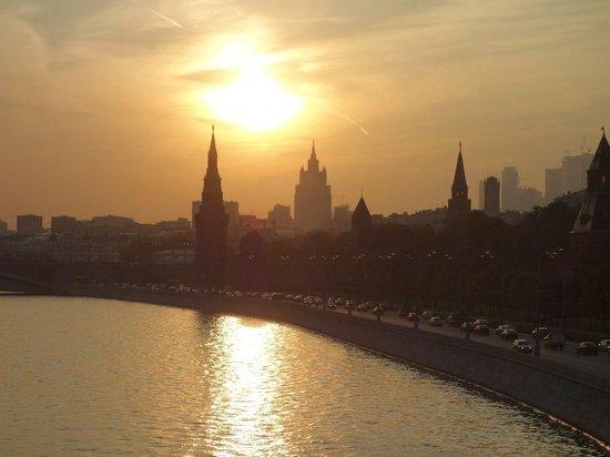Синоптик рассказала о знойной погоде в Москве на этой неделе