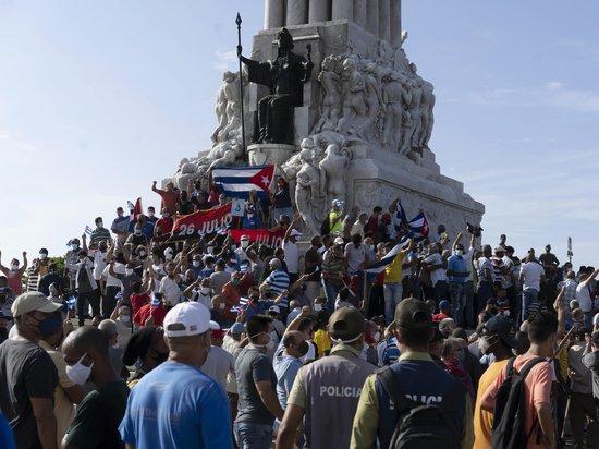 США «ловко готовят» переворот на Кубе
